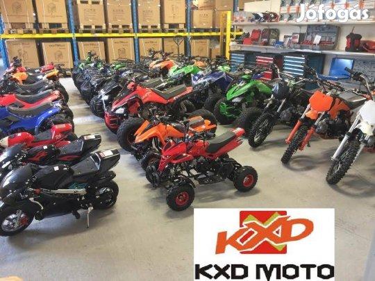 Kxd gyerek gyermek quad pocket bike cross HB Motor Kft 65000 Ft-tól!, 1. Kép