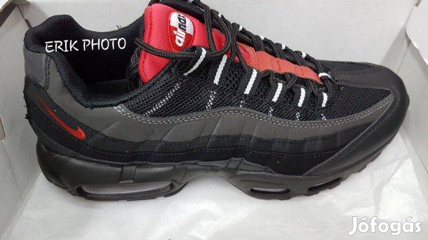 Nike air max 95 black-red eredeti férfi cipő! 030b0bffd3