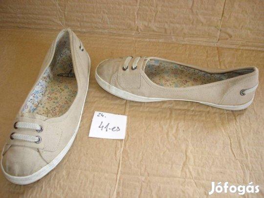 Női nyár vászon cipő 41 41-es - apro.tk - minden ami apróhirdetés