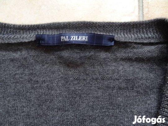 d46518a927 Pal Zileri olasz férfi pulóver 56