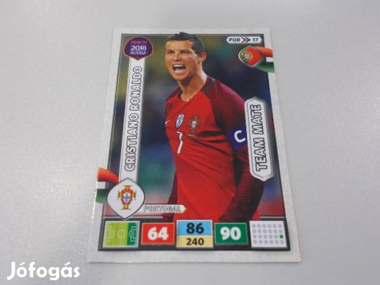 Panini Road to Russia 2018 FIFA World Cup focis kártya - ingyen posta! 6cfd3b2881