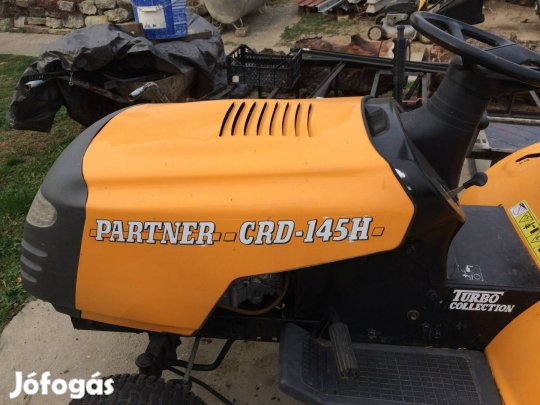 Partner fűnyíró traktor, 1. Kép