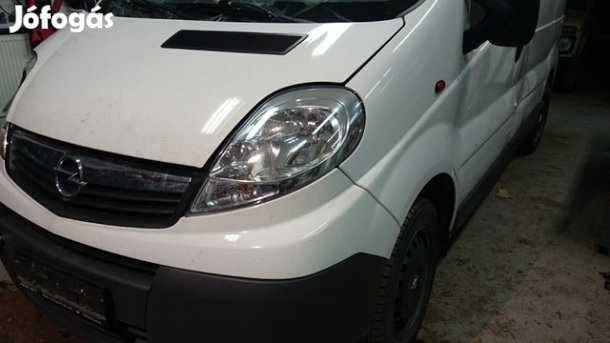 Renault Trafic / Opel Vivaro bontott alkatrészei olcsón eladók, 1. Kép
