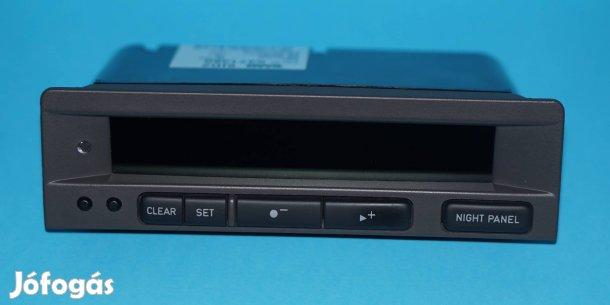 SAAB SID kijelző pixelhiba javítása, 1. Kép