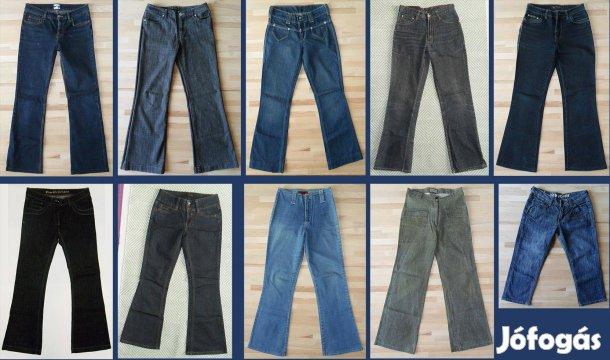 649b86eeab S, 36-os női farmer hosszúnadrág, nadrág, Levis, Marks&Spencer