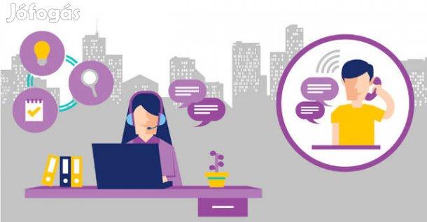 Telefonos ügyfélszolgálat és ajánlat készítés (délutános, hétvégén), 1. Kép