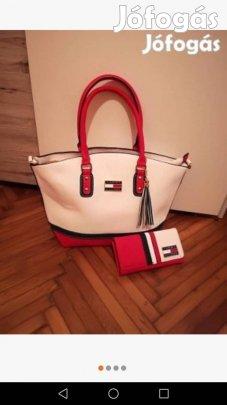 e47966eb62 Tommy Hilfiger táska eladó pénztárcával