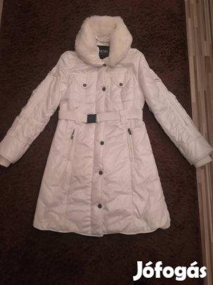 1ca05cc298 Új Amnesia fehér téli kabát eladó