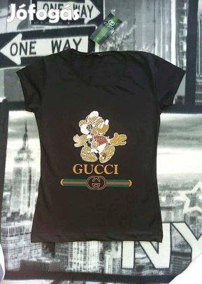 f51a188ce46c Új Gucci Mickey egeres női póló eladó S-es-2990 ft