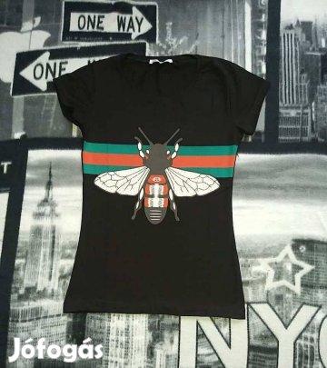e435c2503a49 Új Gucci logóval női póló eladó S.es -2.990 ft
