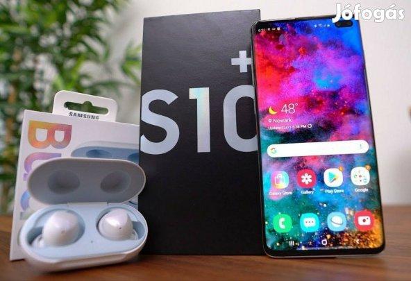 Új Samsung Galaxy S10 + Plus 512GB / 1TB SM-G975F / DS Dual, 1. Kép