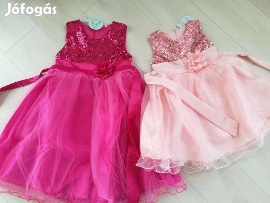 Új kislány alkalmi ruha   koszorúslány ruha TÖbb SzÍnben 3-12 éves a36565ccef