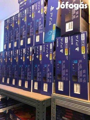 Üzletből Ritka Cfw 5.05 Rgh Playstation 4 / PS4 Gépek 120 játékkal, 1. Kép